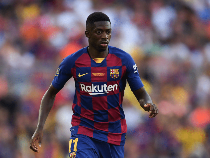 About Ousmane Dembele