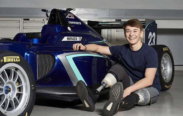 Billy Monger Net Worth