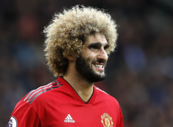 Fellaini Transfer History
